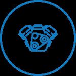 OC Industry Icons_De-greasing Motor Parts